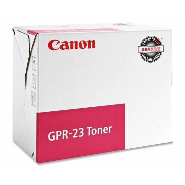 Canon GPR-23 Magenta Toner Cartridge