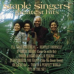 Staple Singers - Greatest Hits