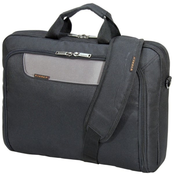 """Everki Carrying Case (Briefcase) for 17.3"""" Notebook - Charcoal"""