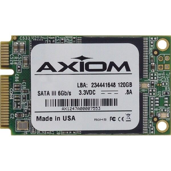 Axiom 240GB Signature III SSD - mSATA MO-300 - 6Gbps SATA-III - Async