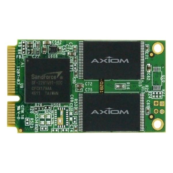 Axiom 480GB Signature III SSD - mSATA MO-300 - 6Gbps SATA-III - Async