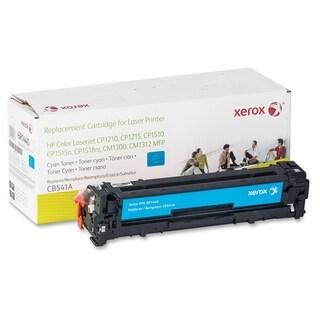 Xerox Remanufactured Toner Cartridge Alternative For HP 125A (CB541A)