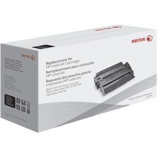 Xerox Toner Cartridge - Replacement for HP (CE255A) - Black