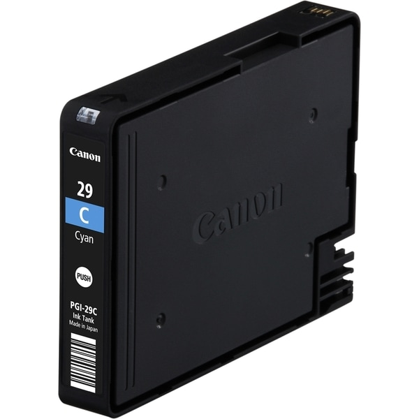Canon PGI-29C Ink Cartridge - Cyan