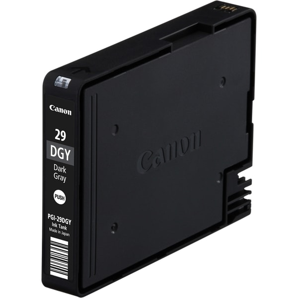 Canon PGI-29DGY Ink Cartridge - Dark Gray