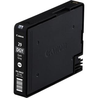 Canon PGI-29DGY Ink Cartridge - Dark Gray