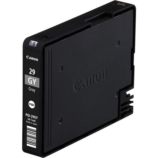 Canon PGI-29GY Ink Cartridge - Gray