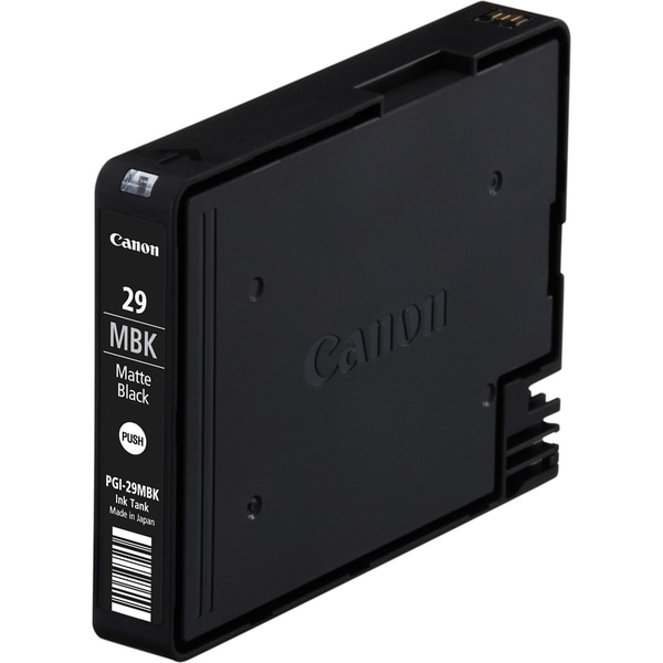 Canon PGI-29MBK Ink Cartridge - Matte Black