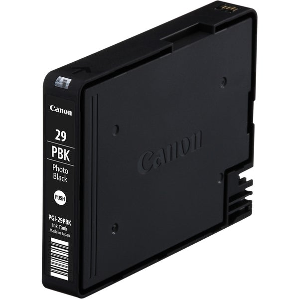 Canon PGI-29PBK Ink Cartridge - Photo Black