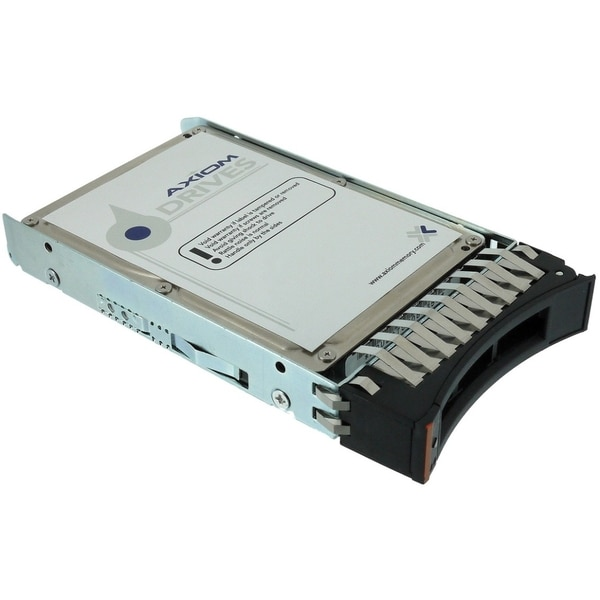 Axiom 600GB 6Gb/s SAS 10K RPM SFF Hot-Swap HDD for IBM - 90Y8872 (FRU