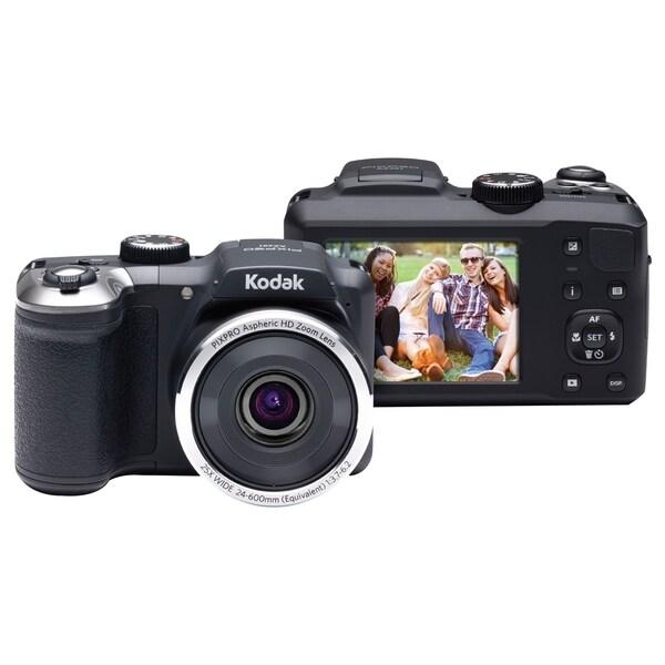 Kodak PIXPRO AZ251 16.2 Megapixel Compact Camera - Black