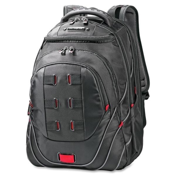 "Samsonite Tectonic Carrying Case (Backpack) for 17"" Notebook - Black,"