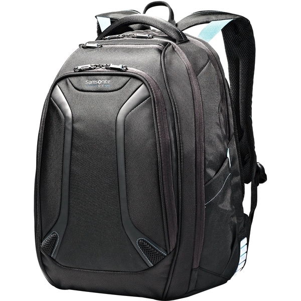 Samsonite Viz Air Black 15.6-inch Laptop Backpack