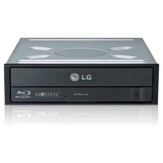 LG WH16NS40 Internal Blu-ray Writer - OEM Pack - Black