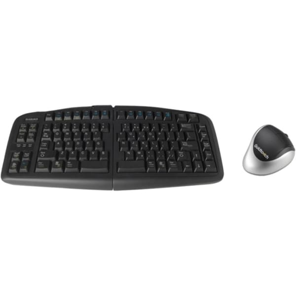 Goldtouch V2 Adjustable Keyboard & Comfort Mouse Bundle