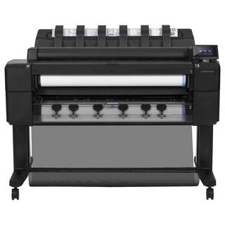 """HP Designjet T2500 Inkjet Large Format Printer - 35.98"""" - Color"""