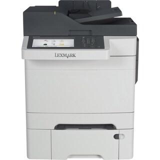 Lexmark CX510DTHE Laser Multifunction Printer - Color - Plain Paper P