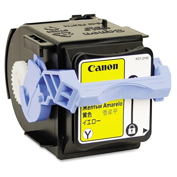 Canon GPR-27 Toner Cartridge - Yellow