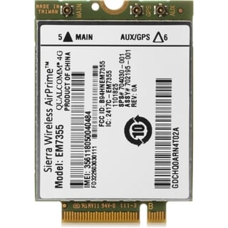 HP T4111 LTE/EV-DO/HSPA+ WWAN