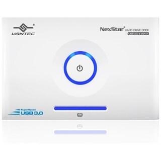 Vantec NexStar SuperSpeed NST-D300SU3 Drive Dock - White