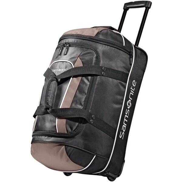 Samsonite Andante Travel/Luggage Case (Duffel) for Travel Essential -