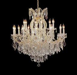 Maria Theresa Crystal Chandelier Lighting Fixture Light Lamp Pendant