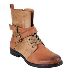 Men's Arider Antonio-01 Ankle Boot Camel PU