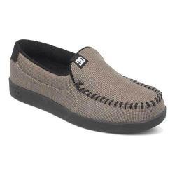 Men's DC Shoes Villain TX Grey/Black/Black