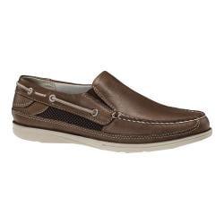 Men's Dockers Chalmers Dark Tan Soft Genuine Leather