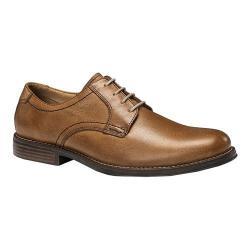 Men's Dockers Kesington Plain Toe Oxford Tan Full Grain/Suede