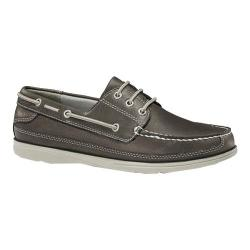 Men's Dockers Midship Charcoal Soft Genuine Leather