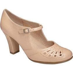 Women's Aerosoles Role Of Fate Mary Jane Bone Faux Leather