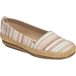 Women's Aerosoles Solitaire Bone Multi Fabric