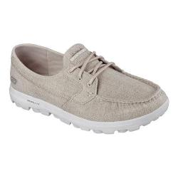 Men's Skechers On the GO Continental Boat Shoe Natural