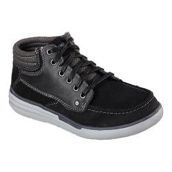 Boys' Skechers Relaxed Fit Maddox High Top Black