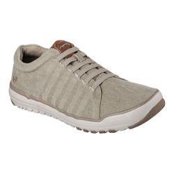 Men's Skechers Relaxed Fit Oldis Solano Sneaker Sand