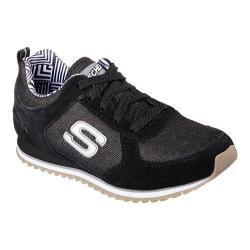 Women's Skechers Retros OG 78 Denim Dash Sneaker Black