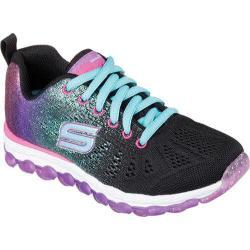 Girls' Skechers Skech-Air Ultra Glitterbeam Sneaker Black/Multi