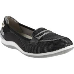 Women's Anne Klein Welcome Slip-on Black/Silver Multi Fabric