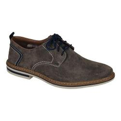Men's Rieker-Antistress Diego 21 Plain-Toe Oxford Dunst/Royal Leather/Synthetic Combo