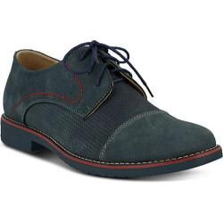 Men's Spring Step Liam Oxford Gray Nubuck