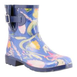 Women's Nomad Droplet III Rain Boot Flower Fairies