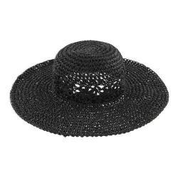 Women's O'Neill Sunny Wide Brim Hat Black