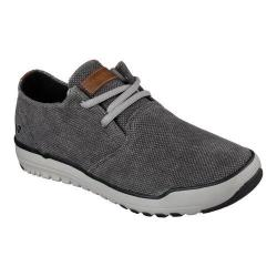 Men's Skechers Relaxed Fit Oldis Stound Oxford Black/Gray