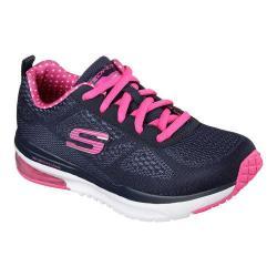 Girls' Skechers Skech-Air Infinity Sneaker Navy/Pink