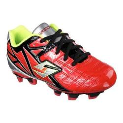 Boys' Skechers Teamsterz Off Sides Soccer Cleat Red/Black