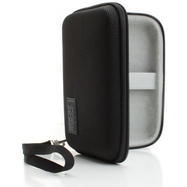 "USA Gear Carrying Case (Pouch) for 5"" Portable GPS Navigator - Black"