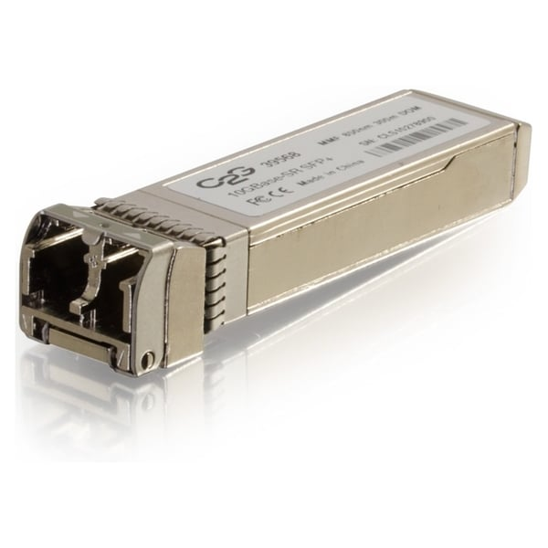 C2G HP JD092B compatible 10GBase-SR SFP Transceiver (MMF, 850nm, 300m