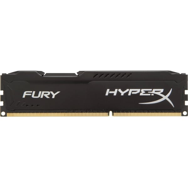 Kingston HyperX Fury Memory Black - 8GB Module - DDR3 1866MHz