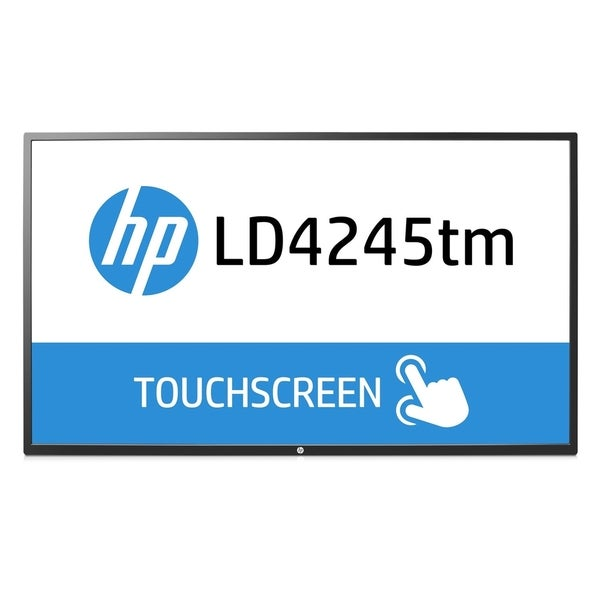 HP LD4245tm 41.92-inch Interactive LED Digital Signage Display (F1M93
